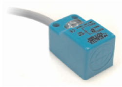 Sensor Indutivo Quadrado 5MM DC-NPN PQ17-5DN