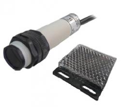 Sensor Retroreflectivo P18R-200-DPC PNP NA+NF 10-36VDC 2MT