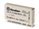 Rele Finder  slim serie 3451.7024