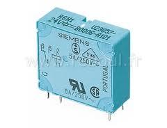 Rele schrack V23057.B0002-A401 12VCC