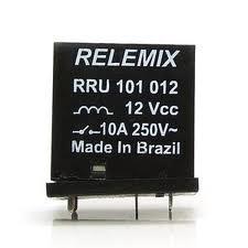 Rele p/circuito impresso RRU101012