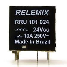 Rele p/circuito impresso RRU101024