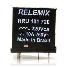 Rele p/circuito impresso RRU101720