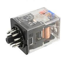 Rele omron MKS3-AC24V 24VAC 11 PINOS