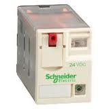 Rele schneider RXM4AB2FD 110VCC 4REV. C/LED