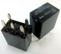Rele Automotivo MKB-6M-12 1NA+1NF 12VCC