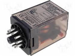 Rele schrack MT326230 230VAC 11 PINOS 10A