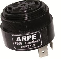 Sonalarme ARP3710 6-30VDC 70DB CONTINUO