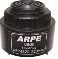 Sonalarme ARP4320 220VAC 88DB CONTINUO