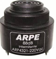 Sonalarme ARP4321 220VAC 88DB INTERMITENTE