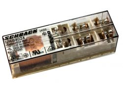 Rele schrack V23050-A1024-A533 / SR6A4024 3NA + 3NF 24VCC